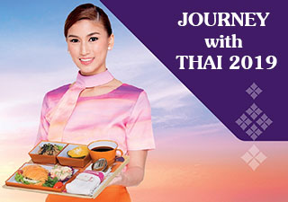 JOURNEY with THAI 2019