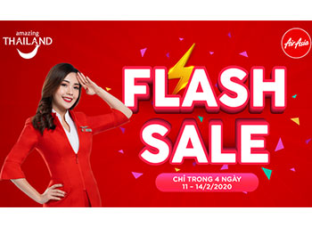 AirAsia Flash Sale