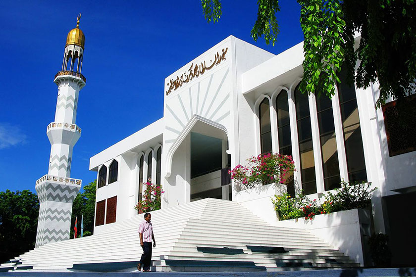 Đền Thờ Hồi Giáo Islamic Centre (Grand Friday Mosque)