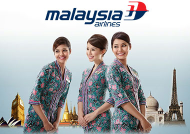 Bay cùng Malaysia Airlines